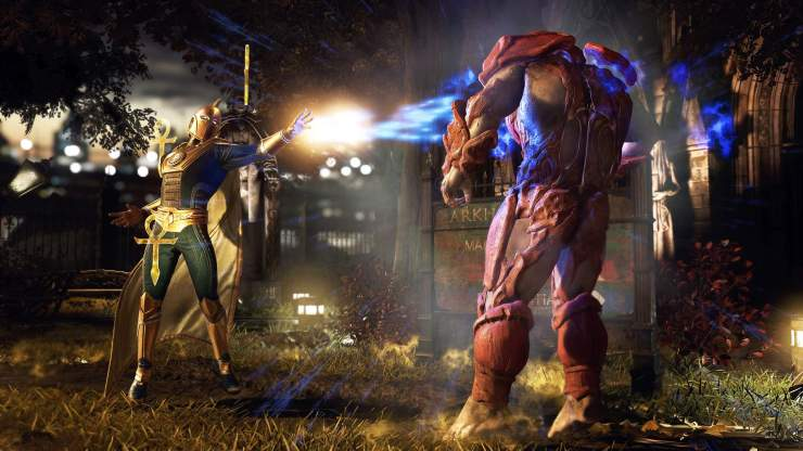 Injustice 2 - Doctor Fate