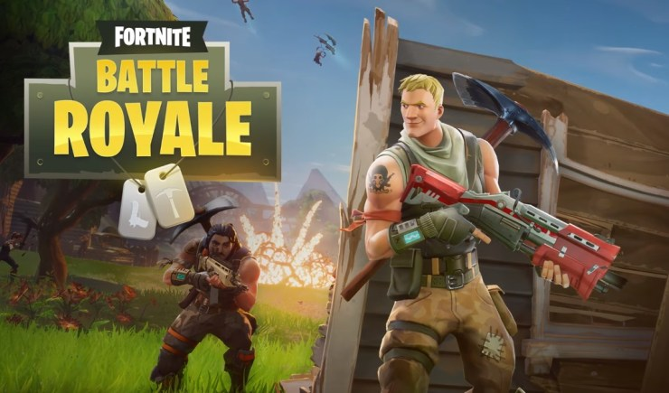 Modo Battle Royale De Fortnite Sera Gratuito Para Todos