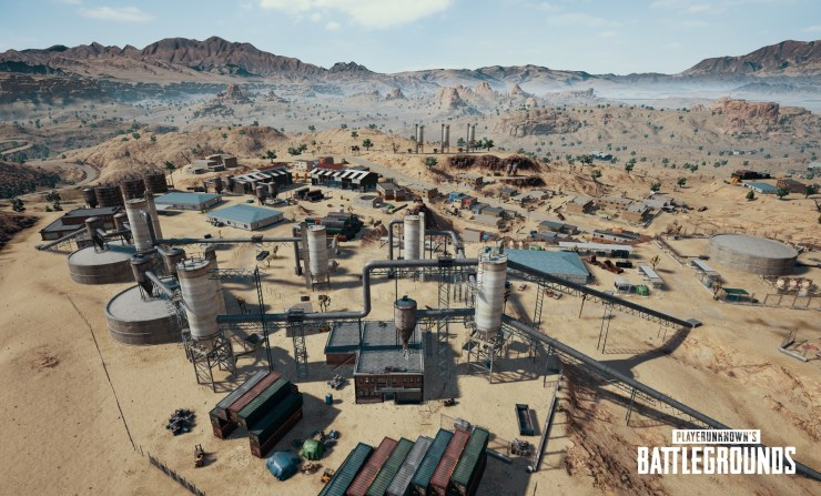playerunknowns battlegrounds Miramar desert desierto