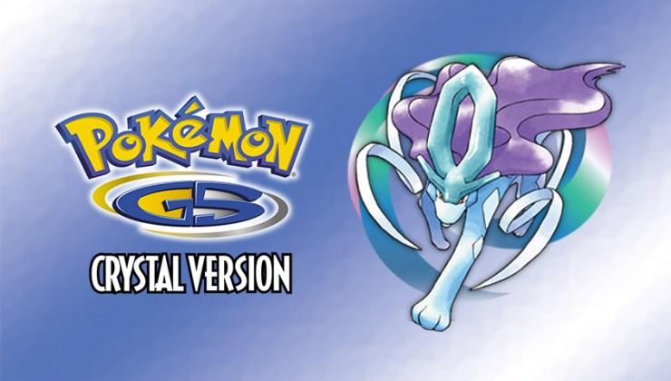 Pokémon Crystal anunciado para 3DS