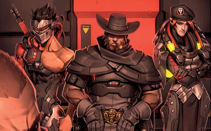 Overwatch - Blackwatch