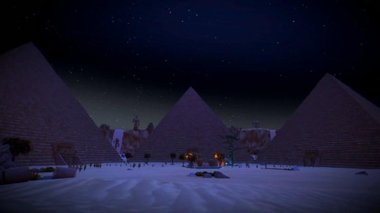 Redneck piramides