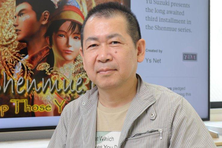 Yu Suzuki - Shenmue III