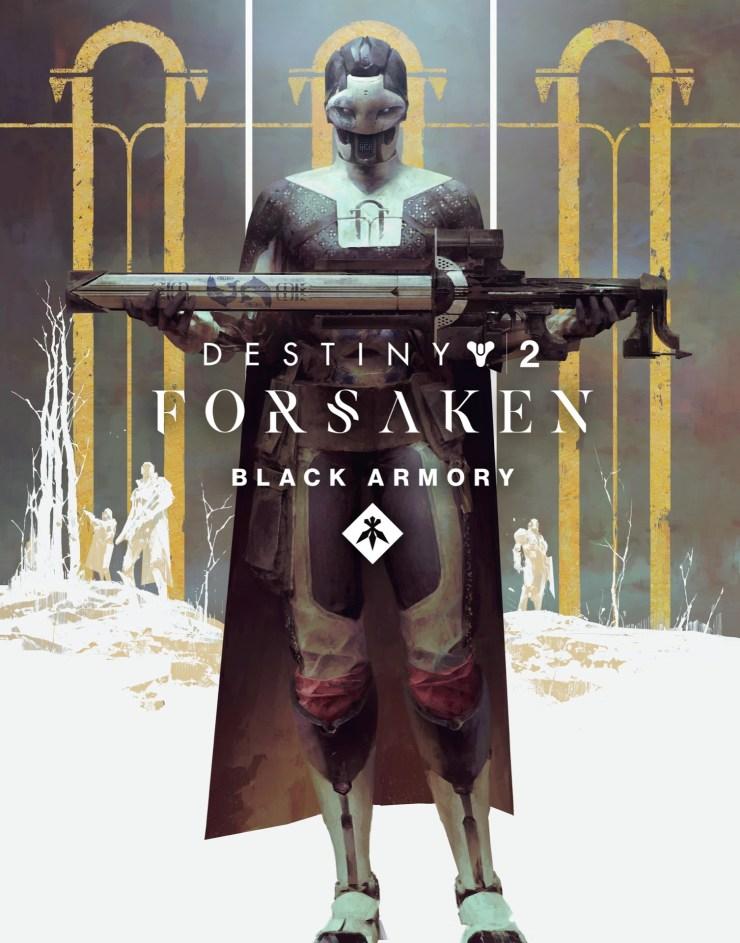 Destiny 2 - Armería Oscura