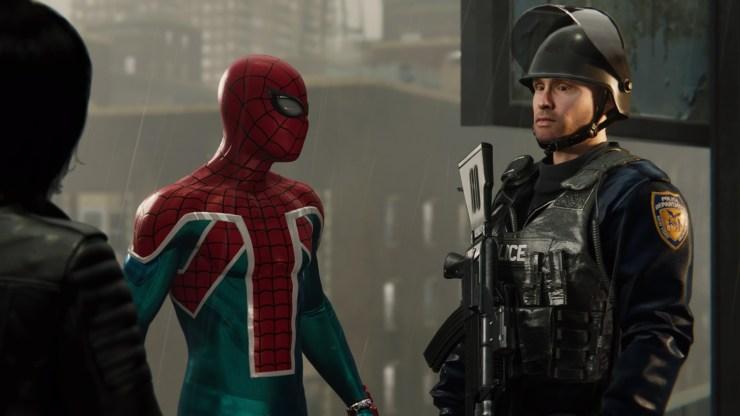 Spider-Man - Guerra de territorios