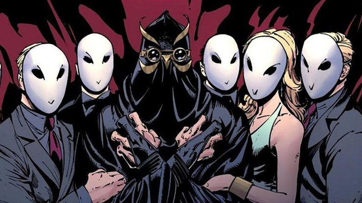 Batman - Warner Bros. Montreal - Corte de los Búhos