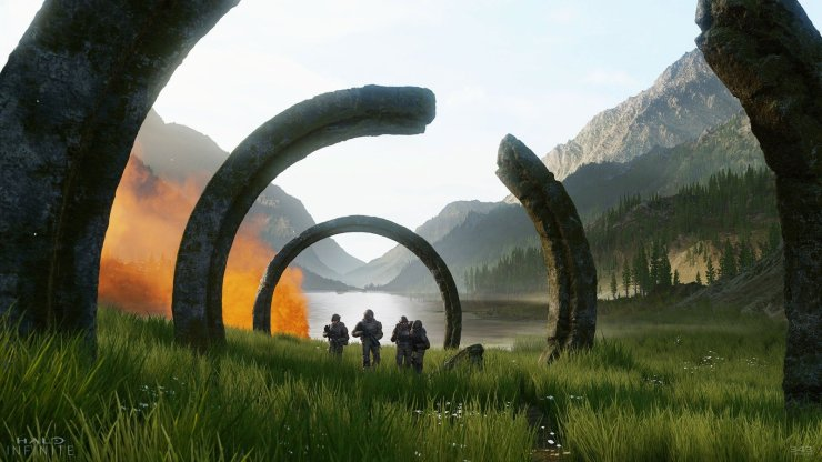 Halo Infinite - Pantalla dividida