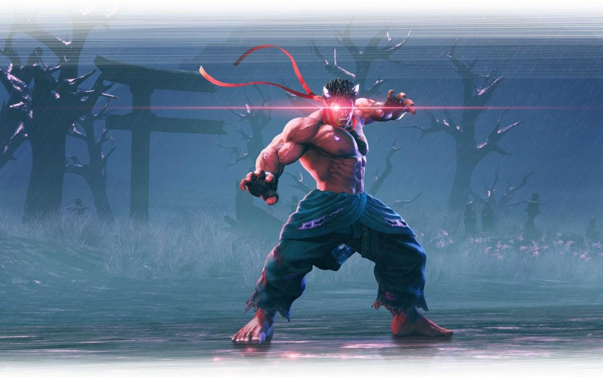Street Fighter V: el Satsui no Hadō toma forma... y esta es Kage