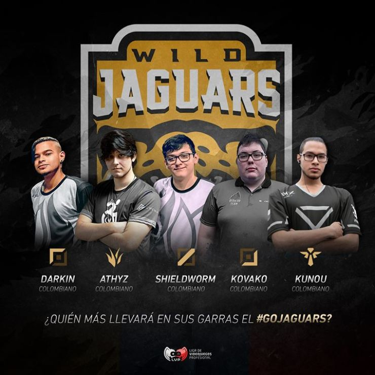 Golden League - Esports - Colombia - League of Legends