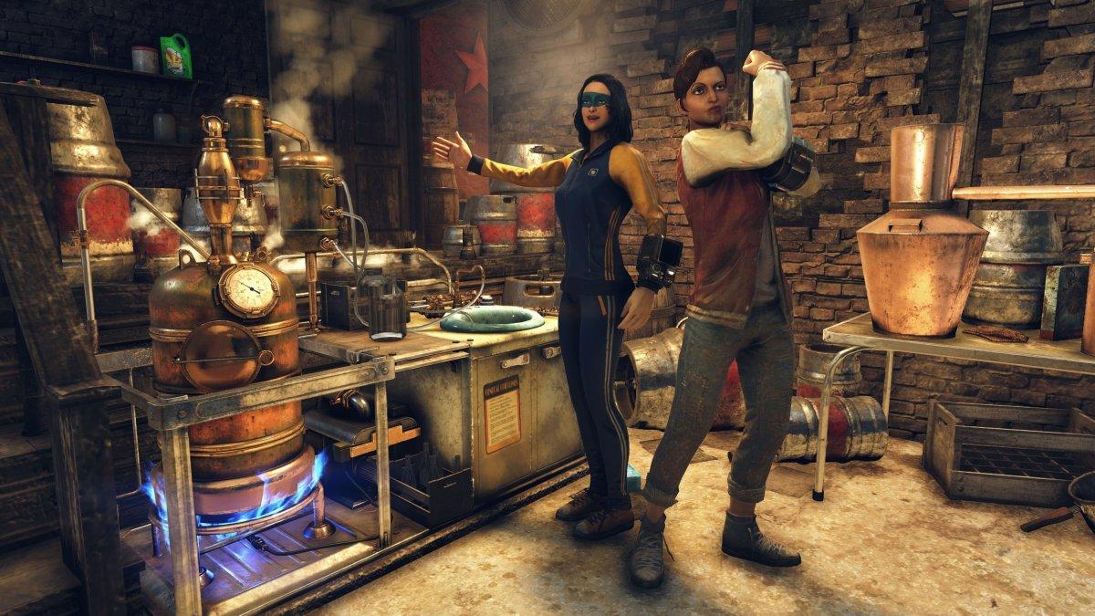 Fallout 76 recibe su primera gran actualización, Wild Appalachia