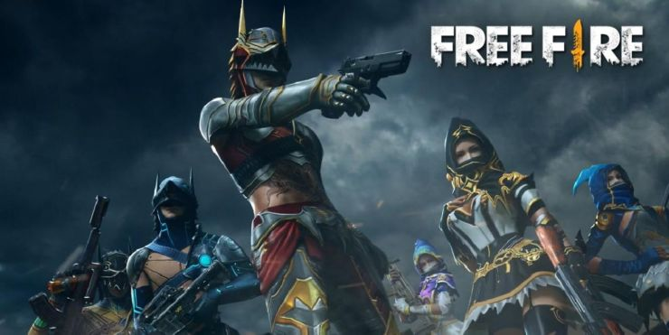 Free Fire - Equipo colombiano