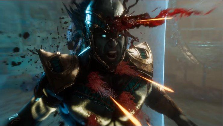 Mortal Kombat 11 - Kotal Kahn - Jacqui Briggs