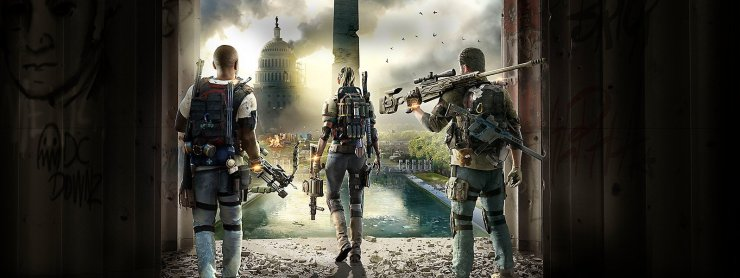 The Division 2 - Louis Trupin