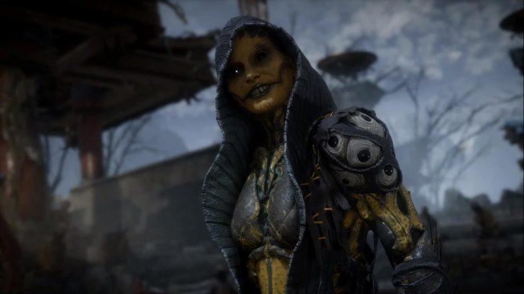 Mortal Kombat 11 - D'Vorah - Kombat Kast