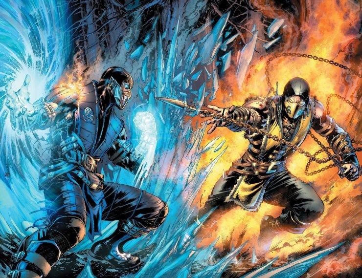 Mortal Kombat X - Mortal Kombat 11