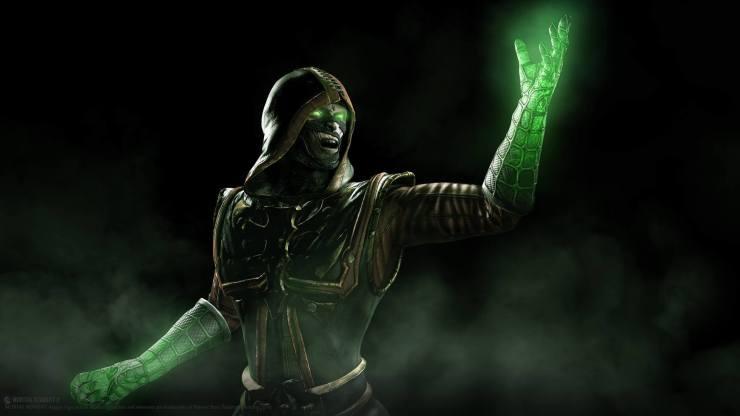 Mortal Kombat - Ermac
