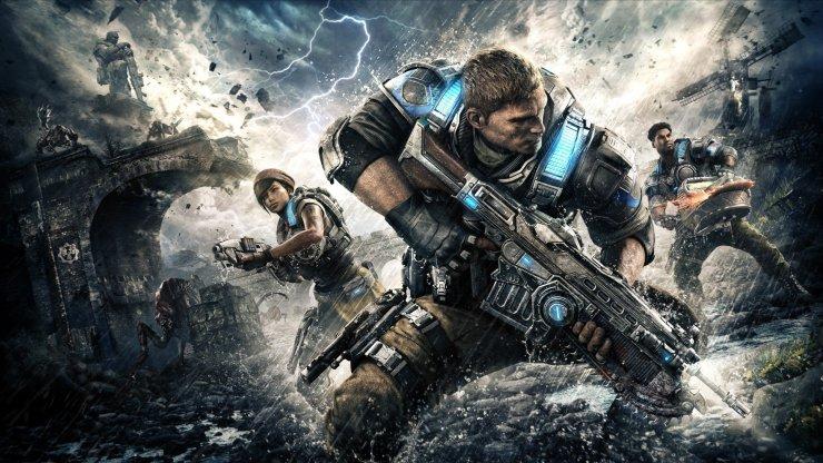 película de Gears of War
