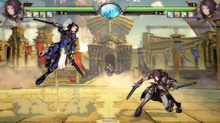 Granblue Fantasy: Versus - Beta cerrada