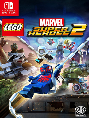 """LEGO Marvel Super Heroes 2"""