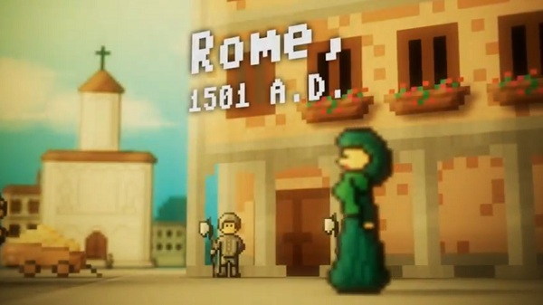 Net Loot: Assassin's Creed Finally Goes 8-Bit | GamerFront