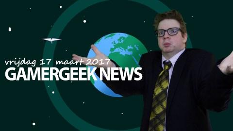 Sonic Gekte! – GamerGeek News – 17 maart 2017