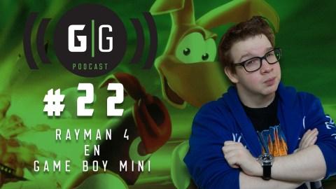 Rayman 4 en Game Boy Mini – GamerGeeks Podcast #22