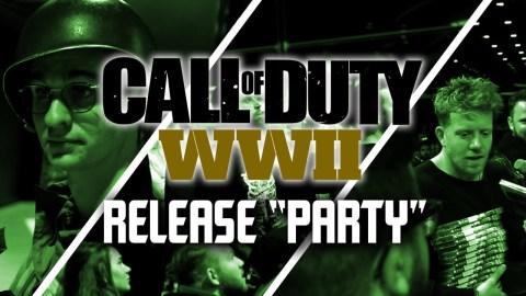 Een pijnlijke start voor Call of Duty WWII