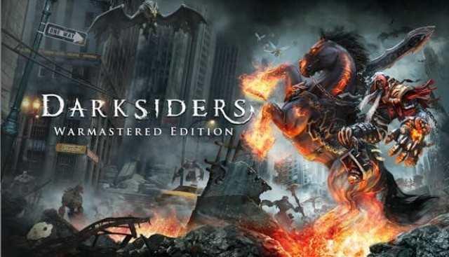 Darksiders Diablo Like