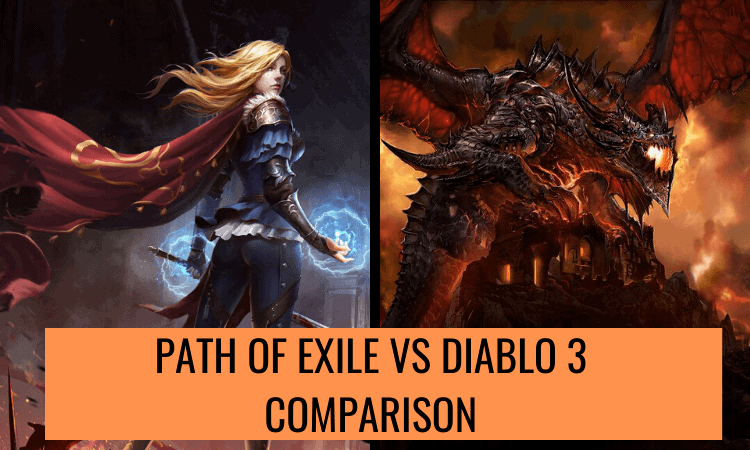 Path of Exile vs Diablo 3 – Features & Main Differences!