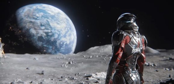 Mass Effect: Andromeda is Now Live on EA and Origin Access
