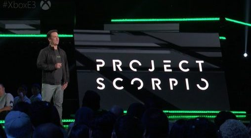 Xbox Chief Playtests His First Games on Project Scorpio