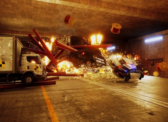 Danger Zone, the Spiritual Successor to Burnout, is Arriving Next Month