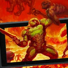 Doom is Arriving on Switch this November