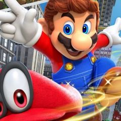 Super Mario Odyssey is Now Available for Pre-loading on Nintendo Switch