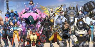 overwatch heroes ranking
