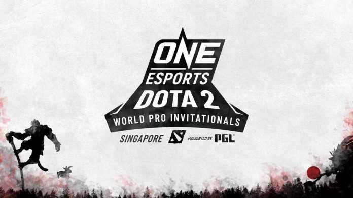 ONE Dota 2 Singapore World Pro Invitational