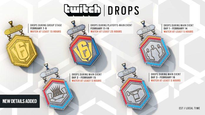 Invitational Twitch Drops