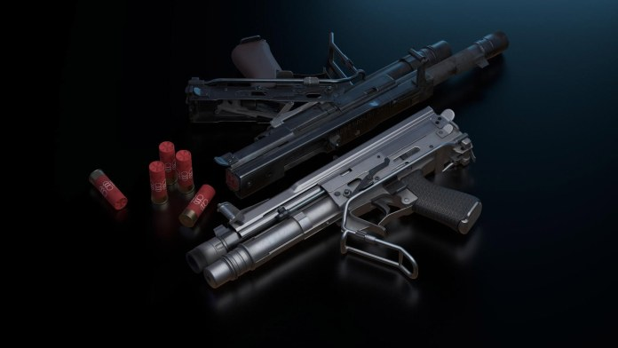 half life alyx gun models