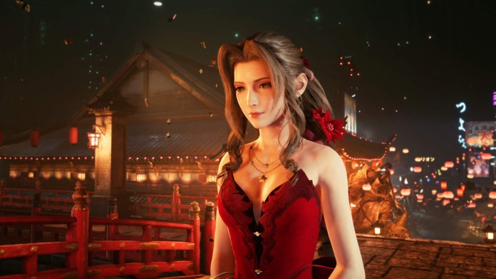 aerith dress-up