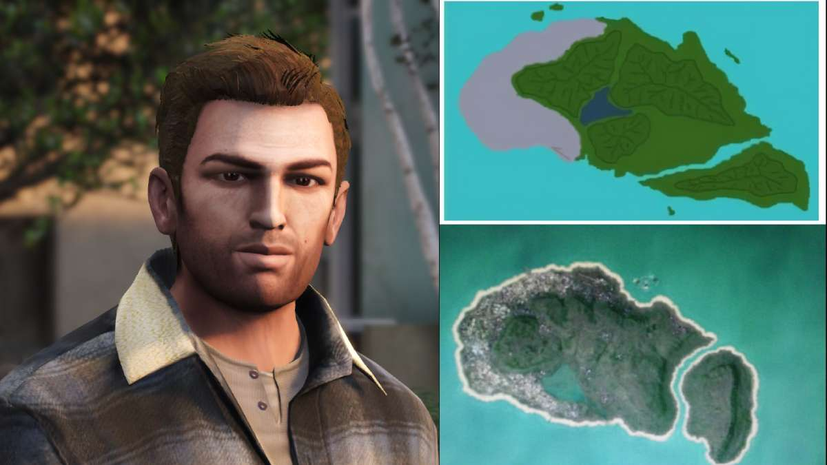 Gta 6 High Quality Map Image Supposedly Leaked Containing 3 Islands Gameriv