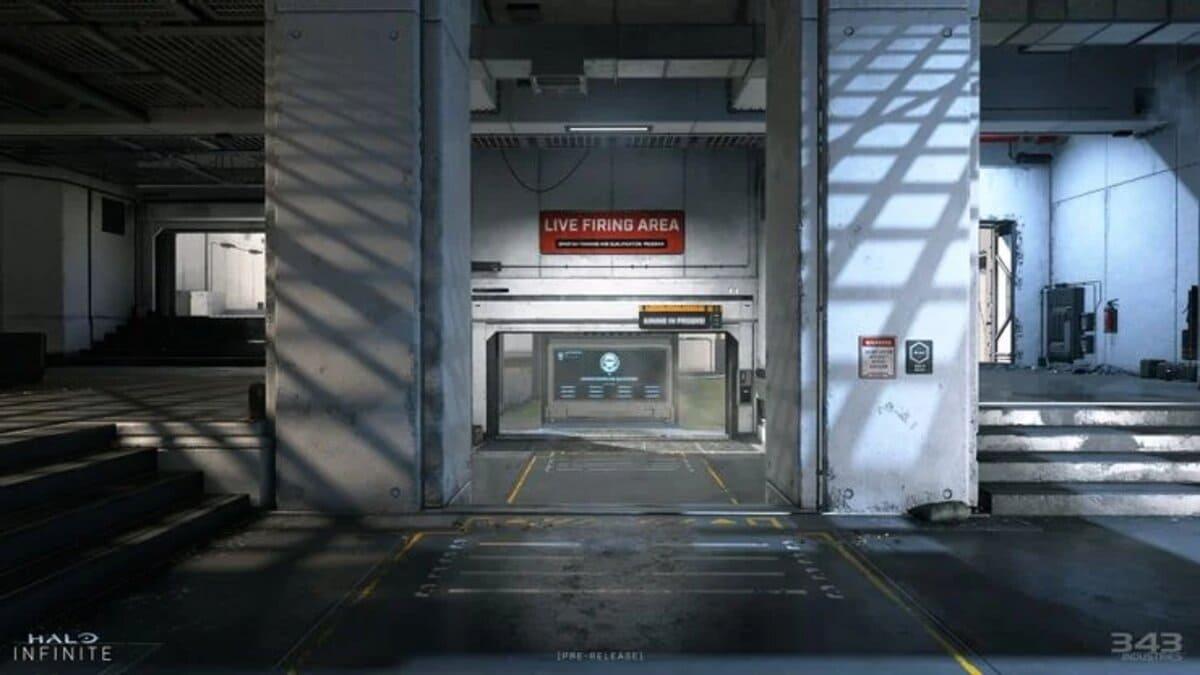 Halo Infinite Multiplayer screenshot Life-Fire