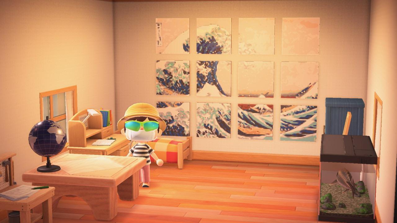 Animal Crossing: New Horizons QR Codes List - Gamer Journalist on Animal Crossing New Horizons Wood Design  id=47721