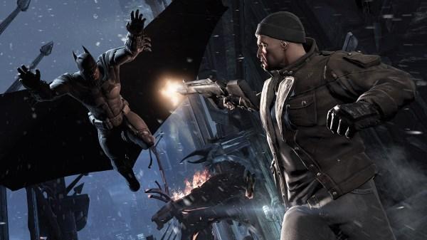 Hitting the Replay Button – A Batman: Arkham Origins ...