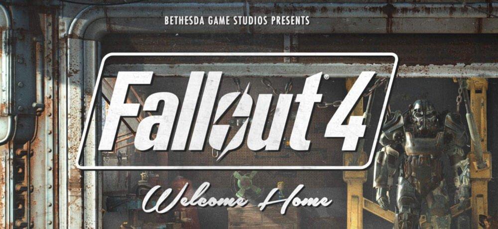 Trailer Fallout 4 Dari Bethesda