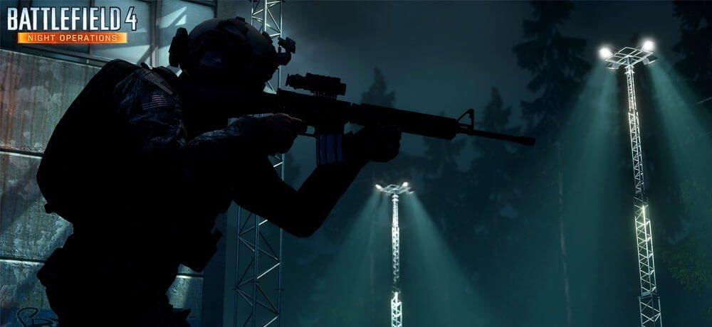 Battlefield DLC Night Operations