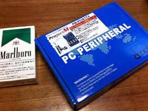 PM-PCIE1T4パッケージ