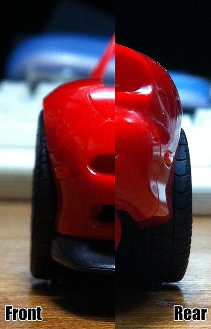 タミヤFD3Sタイヤ