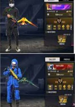 free fire fastest player in the world