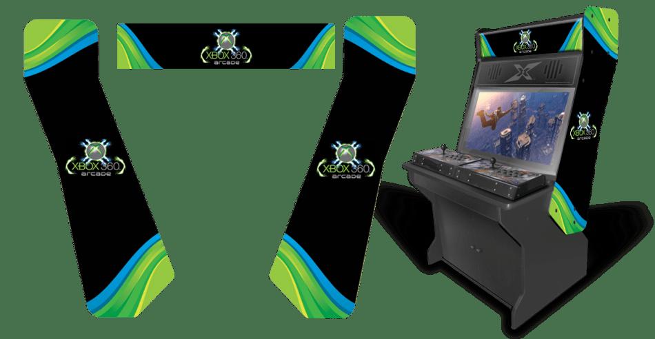 xbox 360 arcade sd