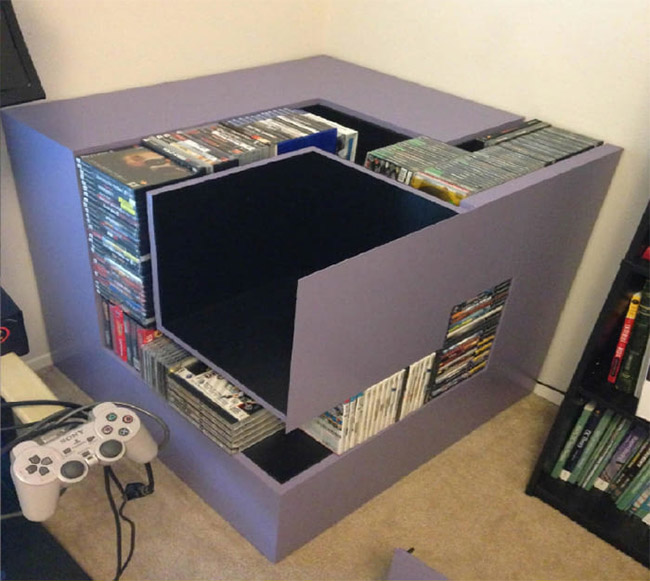 Gamecube Shelf